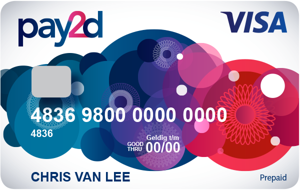 pay2d personal card